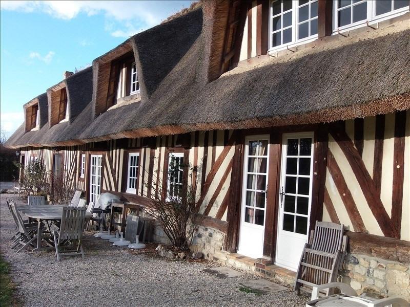 Deluxe sale house / villa Vauville 830000€ - Picture 4
