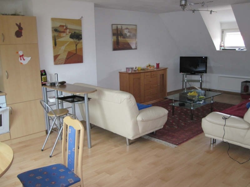 Rental apartment Lauterbourg 580€ CC - Picture 1