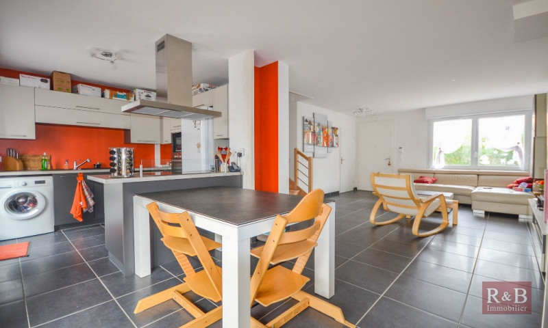 Vente maison / villa Villepreux 355000€ - Photo 3