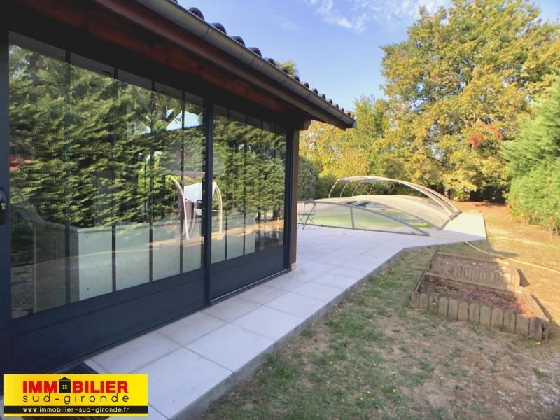 Vente maison / villa Podensac 389100€ - Photo 4