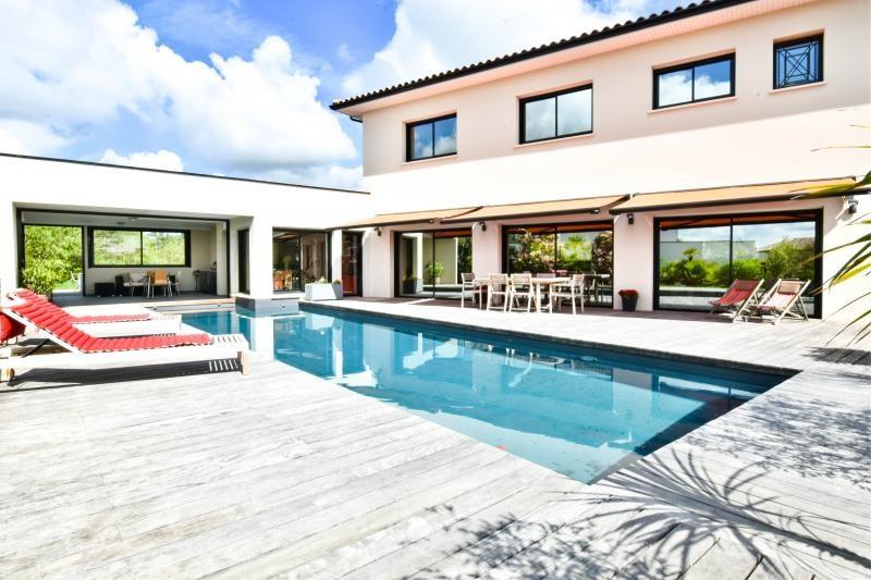 Revenda residencial de prestígio casa Quint fonsegrives 990000€ - Fotografia 2
