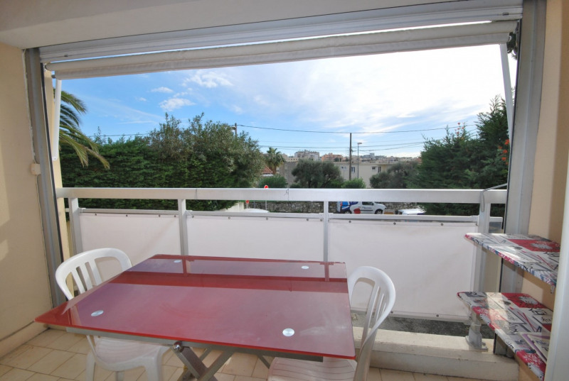Vente appartement Antibes 205000€ - Photo 1