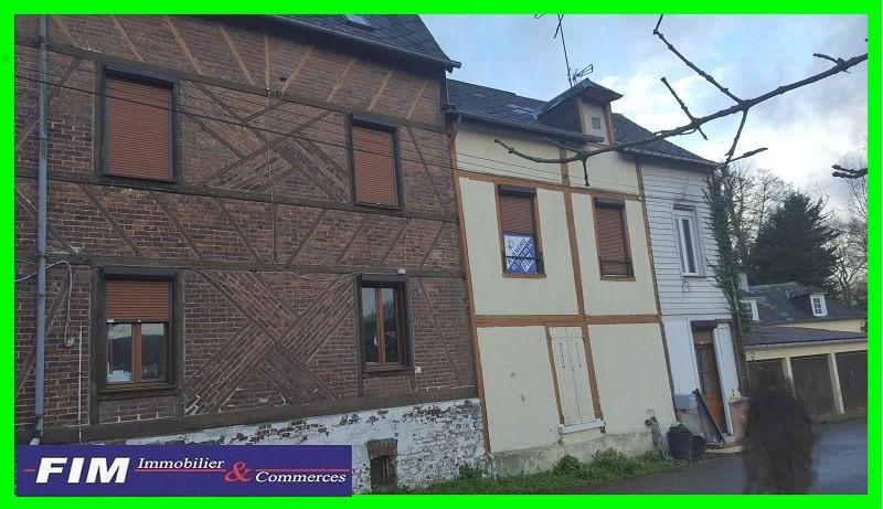 Investeringsproduct  flatgebouwen Blangy sur bresle 169000€ - Foto 1