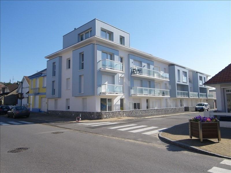 Vente appartement Quend plage les pins 254000€ - Photo 1