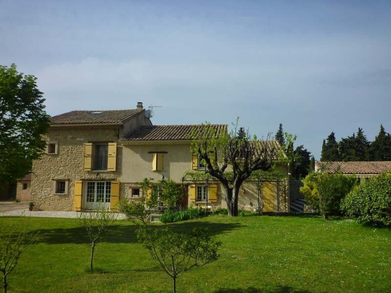 Deluxe sale house / villa Carpentras 619 000€ - Picture 1
