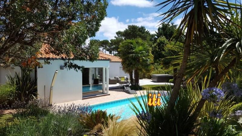 Vente de prestige maison / villa Olonne sur mer 649000€ - Photo 1