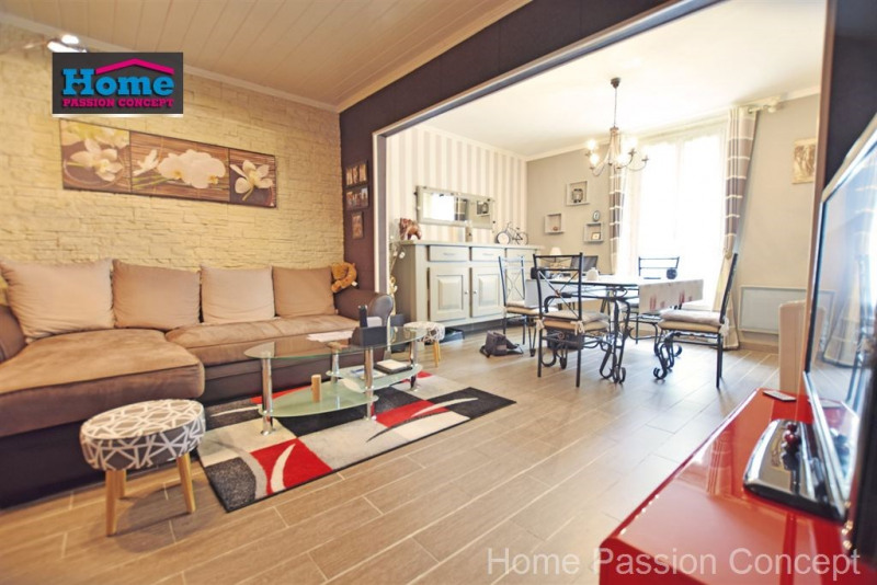 Sale apartment Nanterre 269 000€ - Picture 3