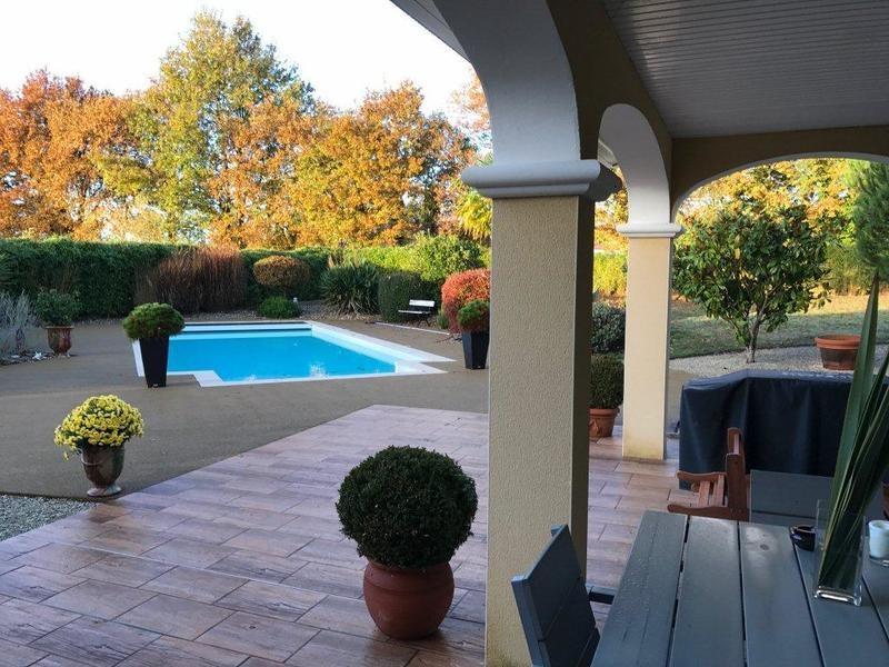 Deluxe sale house / villa Sainte-foy 641700€ - Picture 10