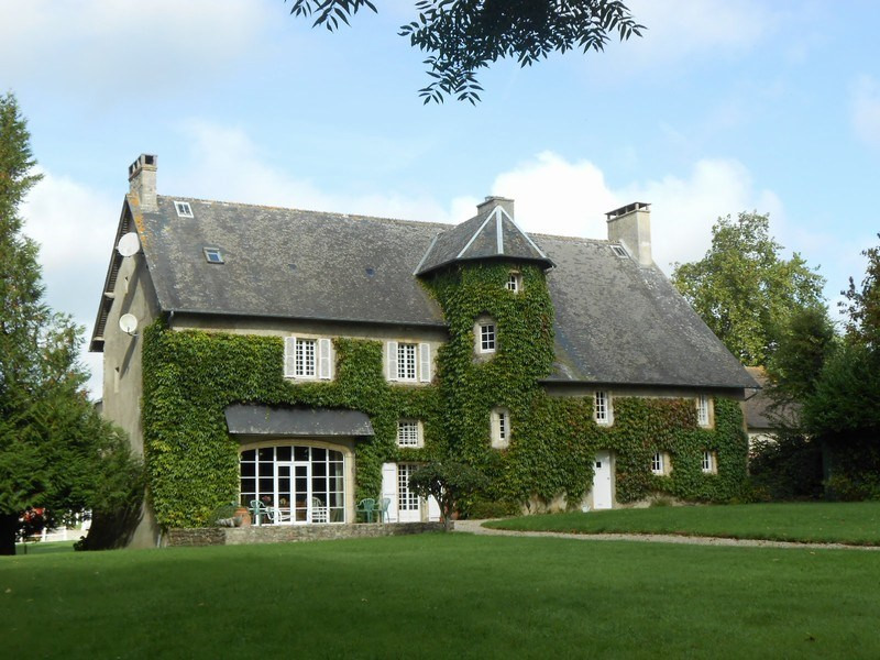 Deluxe sale chateau Carentan 630 000€ - Picture 1