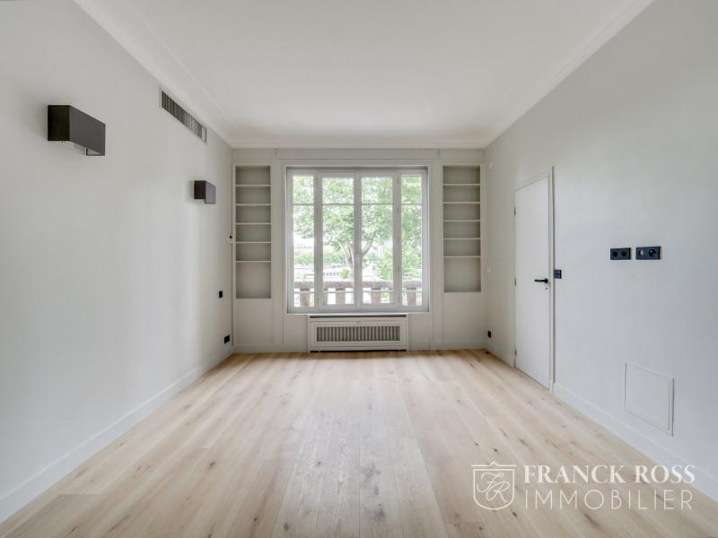 Alquiler  apartamento Paris 16ème 4500€ CC - Fotografía 6