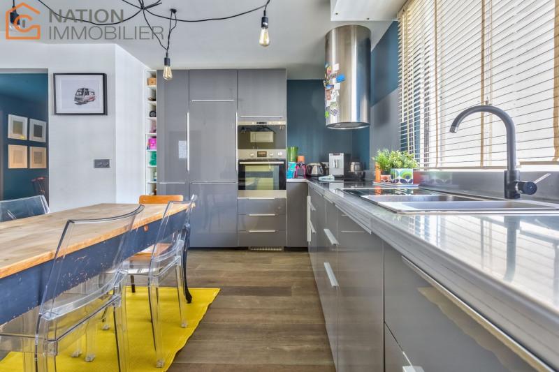 Vente de prestige appartement Paris 20ème 1039000€ - Photo 5