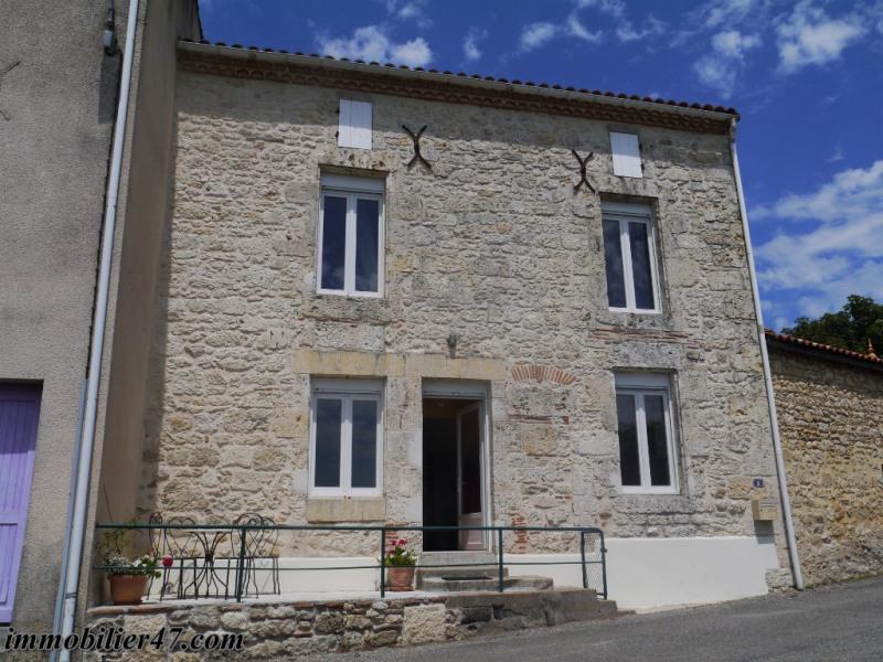 Sale house / villa Montpezat 129000€ - Picture 3