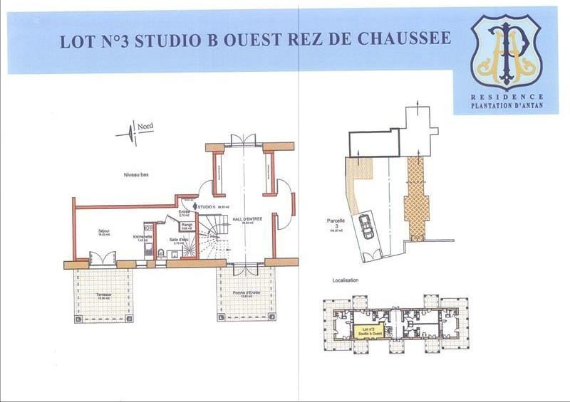 Vente appartement St francois 177 000€ - Photo 2