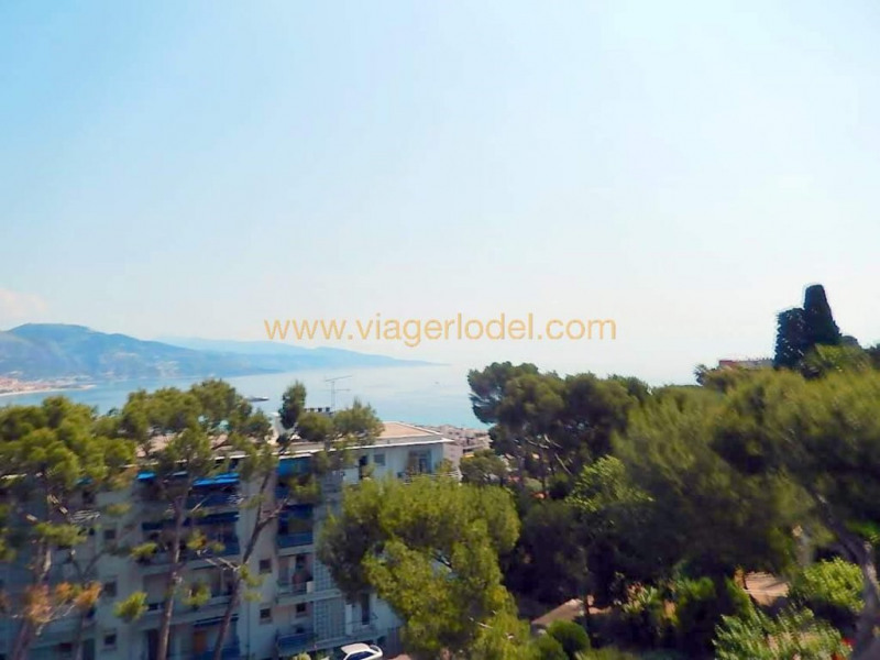 Viager appartement Roquebrune-cap-martin 185 000€ - Photo 1