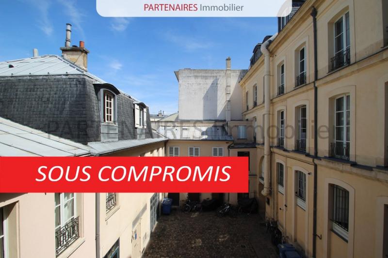 Sale apartment Versailles 315000€ - Picture 1