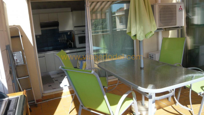 Life annuity apartment Toulon 42 500€ - Picture 8