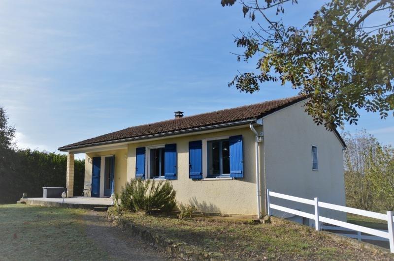 Sale house / villa Aixe sur vienne 161000€ - Picture 1
