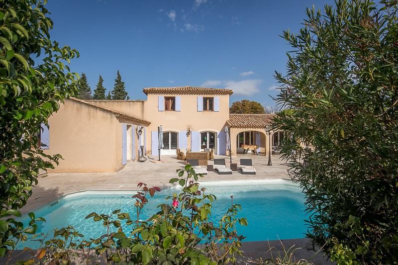 Deluxe sale house / villa Aix en provence 1470000€ - Picture 2