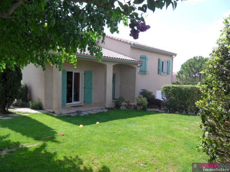 Vente maison / villa Quint fonsegrives 385 000€ - Photo 1
