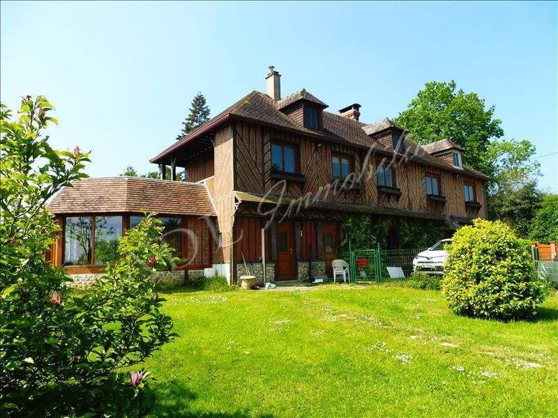 Deluxe sale house / villa Deauville 3640000€ - Picture 1