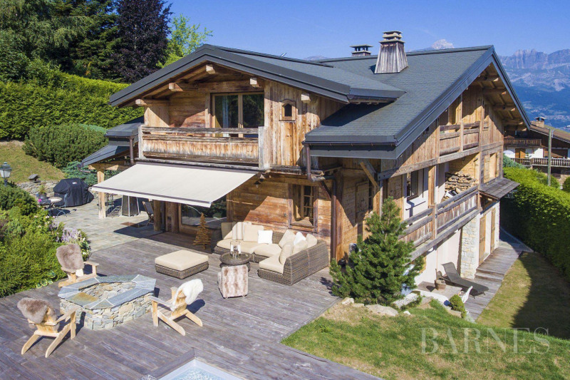 Vente de prestige maison / villa Saint-gervais-les-bains 2450000€ - Photo 19