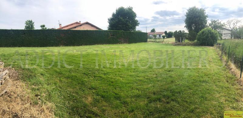 Vente terrain Montastruc-la-conseillere 110000€ - Photo 1
