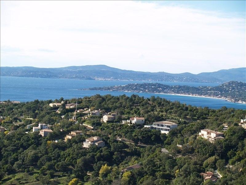 Deluxe sale house / villa Les issambres 1470000€ - Picture 1