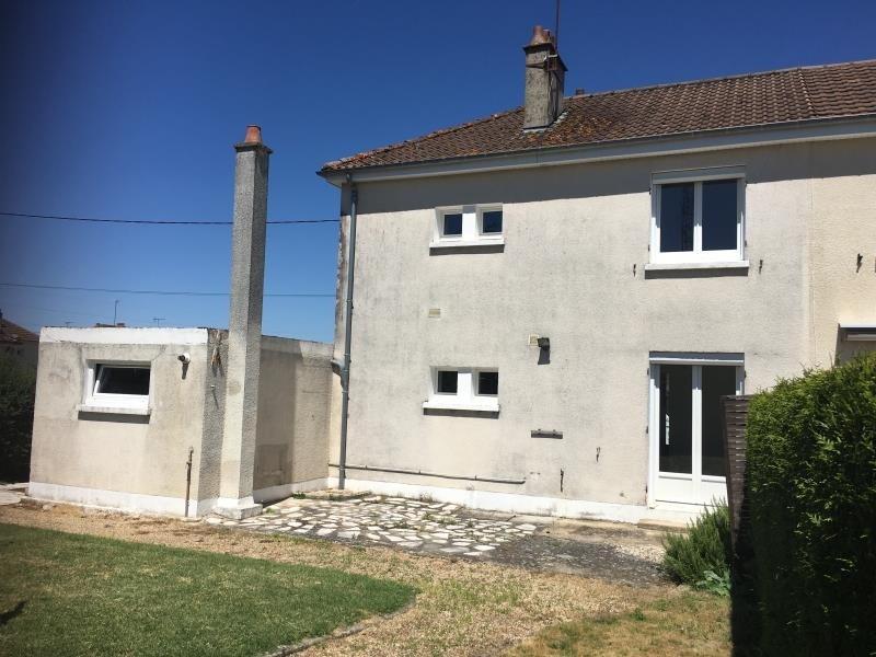 Sale house / villa Aubigny sur nere 92000€ - Picture 2