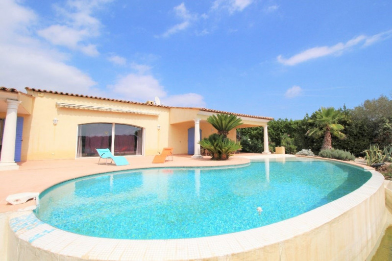Deluxe sale house / villa Biot 1297000€ - Picture 2