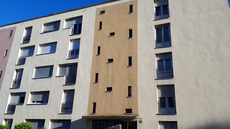 Sale apartment Strasbourg 75 600€ - Picture 1