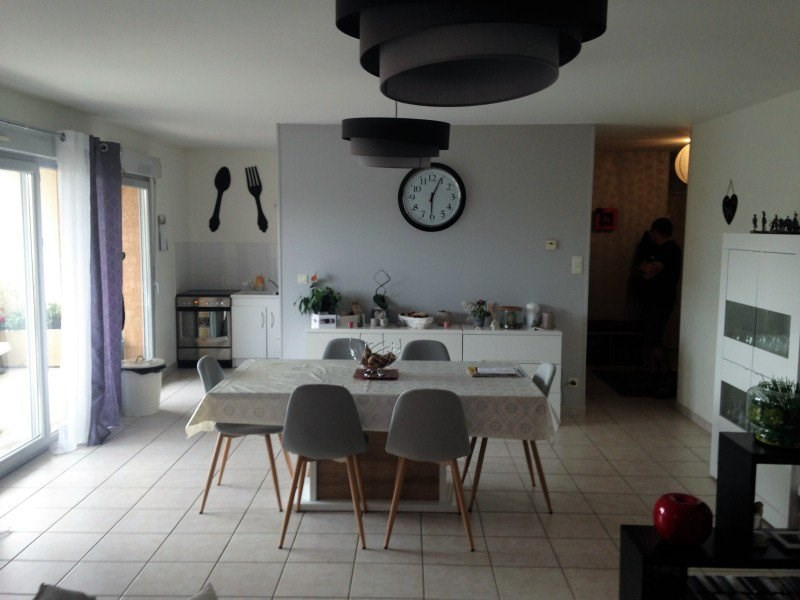 Rental apartment Pont-de-veyle 748€ CC - Picture 1