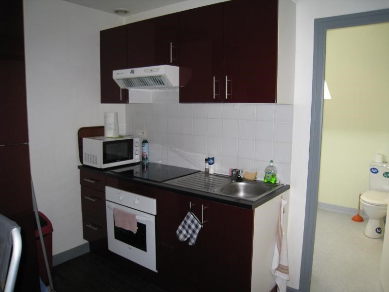 Sale apartment Guingamp 40000€ - Picture 2