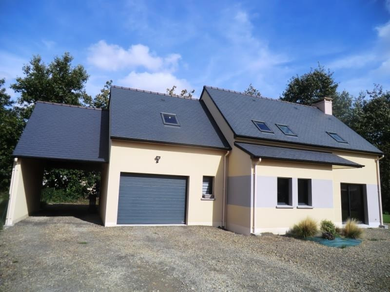 Vente maison / villa Fleurigne 258000€ - Photo 2