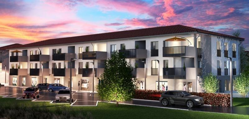 Vente appartement Charvieu chavagneux 185000€ - Photo 1