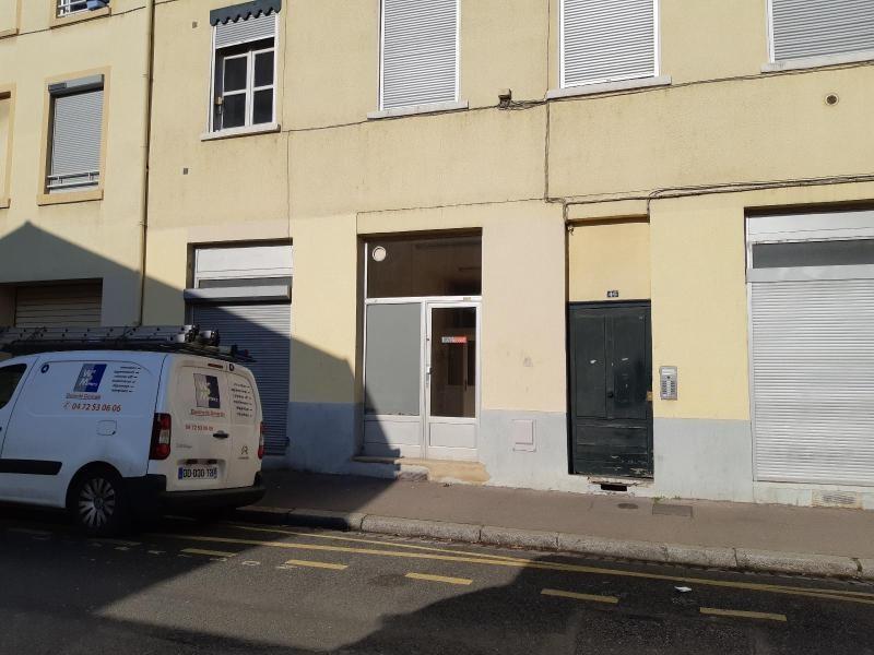 Location boutique Lyon 7ème 547€ CC - Photo 1