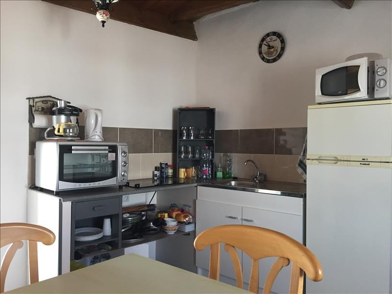Sale apartment St vincent sur jard 65 000€ - Picture 7