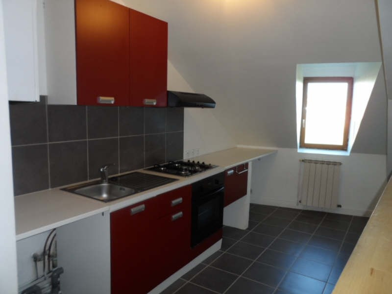 Rental apartment Decize 390€ CC - Picture 2