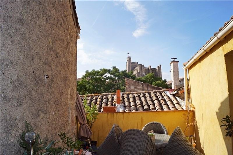 Vente maison / villa Capestang 262500€ - Photo 1