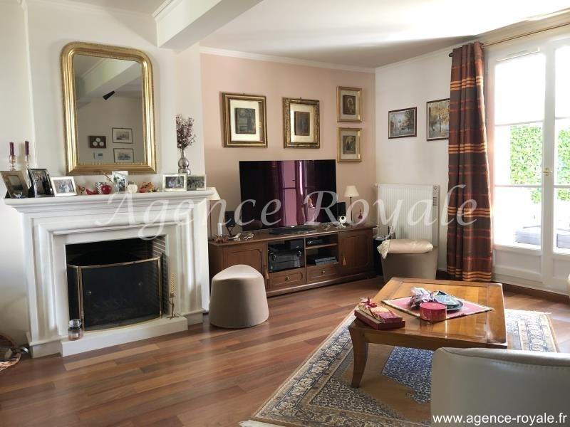 Sale house / villa Orgeval 630000€ - Picture 6