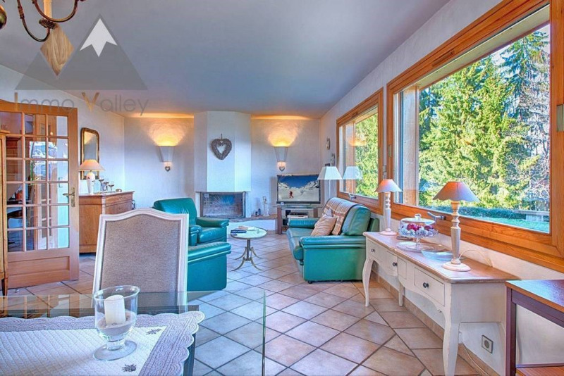 Vente de prestige maison / villa Cordon 880 000€ - Photo 3