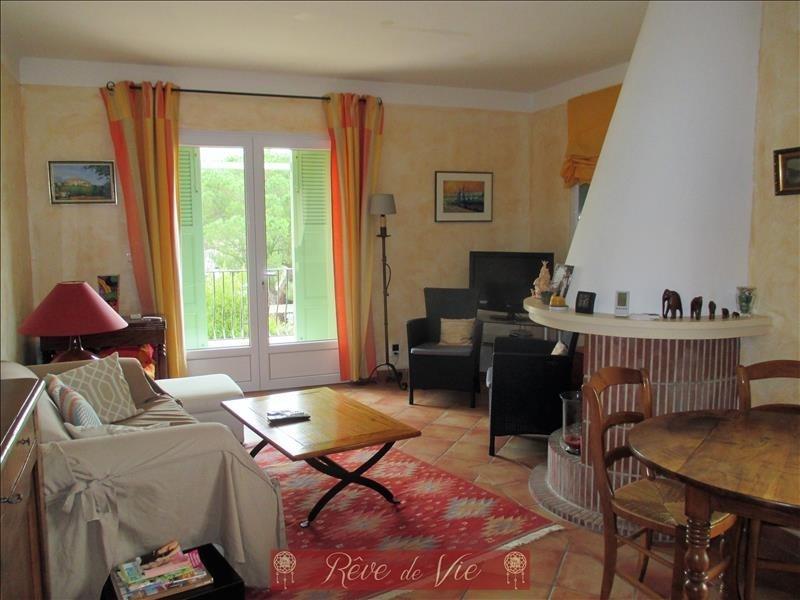 Sale apartment Bormes les mimosas 420000€ - Picture 2
