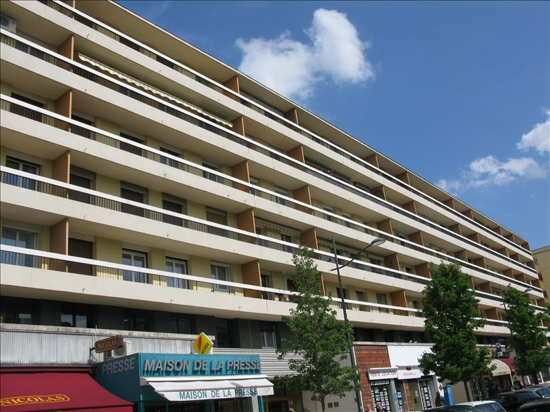 Vente appartement Poissy 299000€ - Photo 1