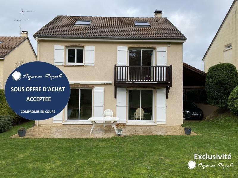 Vente maison / villa Fourqueux 845000€ - Photo 1