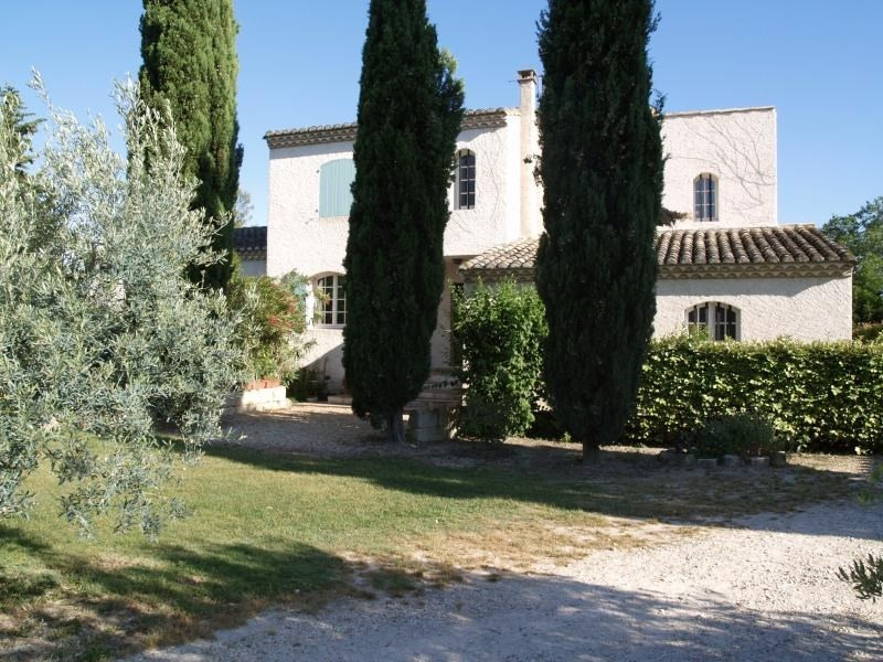 Vente de prestige maison / villa Le cailar 590000€ - Photo 3
