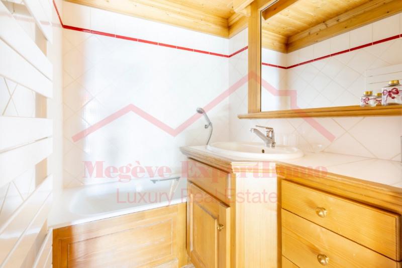 Vente de prestige appartement Megeve 1100000€ - Photo 9