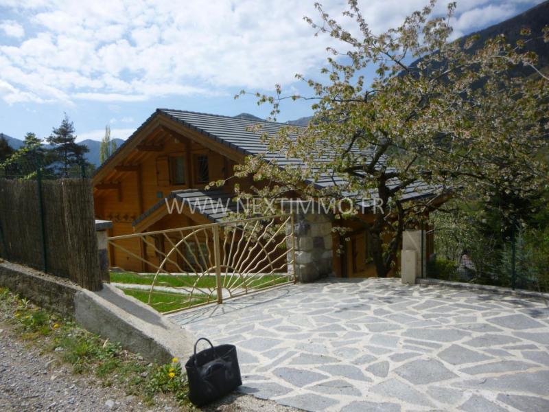 Revenda casa Saint-martin-vésubie 483000€ - Fotografia 4
