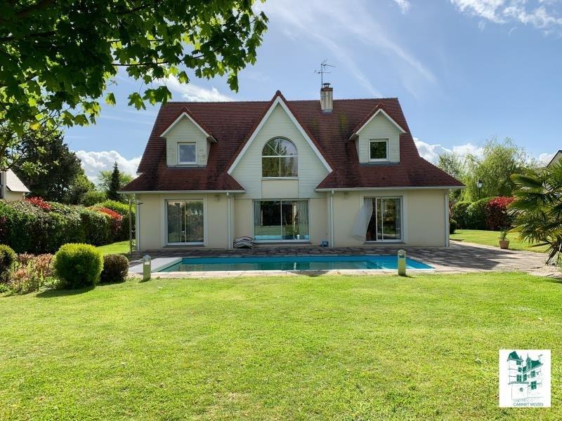 Deluxe sale house / villa Periers sur le dan 634400€ - Picture 1