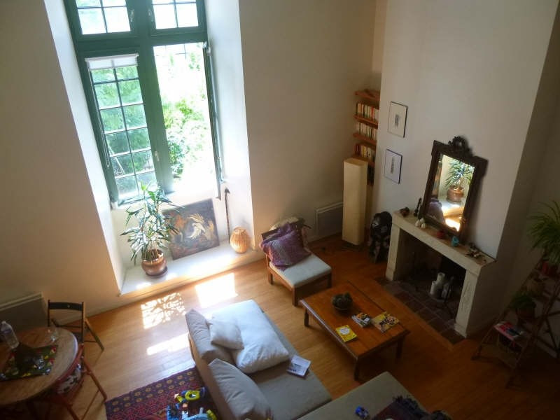 Rental apartment Bordeaux 1 256€ CC - Picture 1
