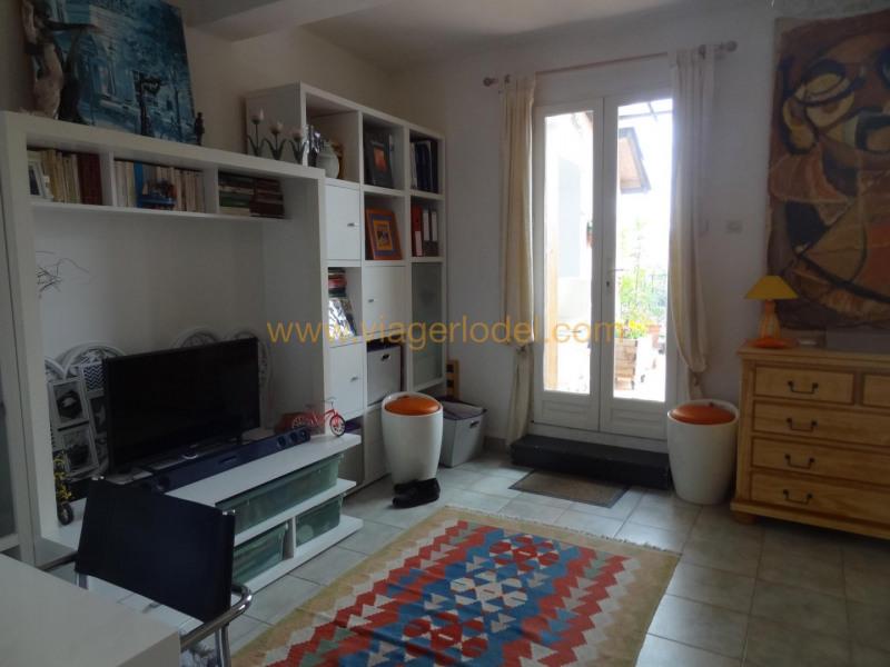 Vendita nell' vitalizio di vita casa Florensac 86500€ - Fotografia 4