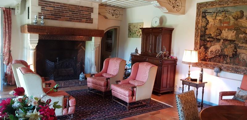 Vendita casa Reventin vaugris 520000€ - Fotografia 9